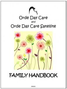 Orde Family Handbook